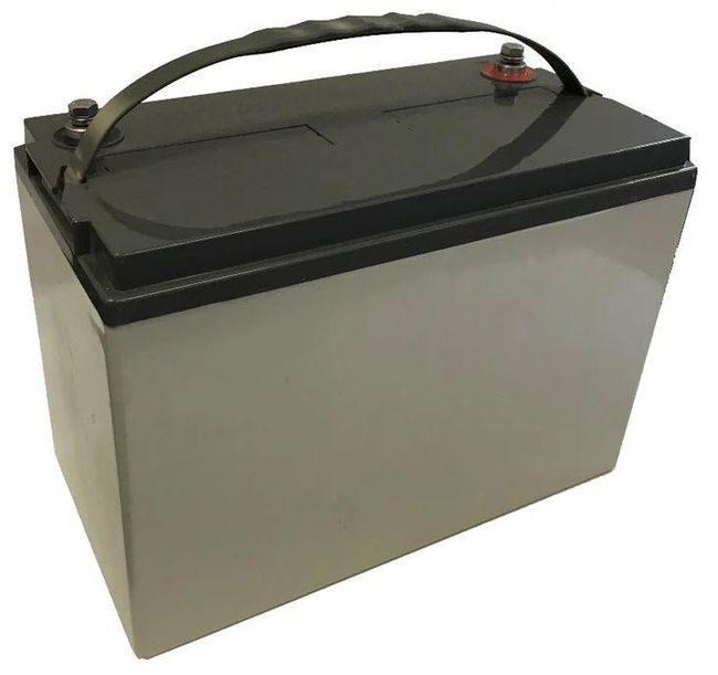 Natures Generator 100Ah Replacement Battery
