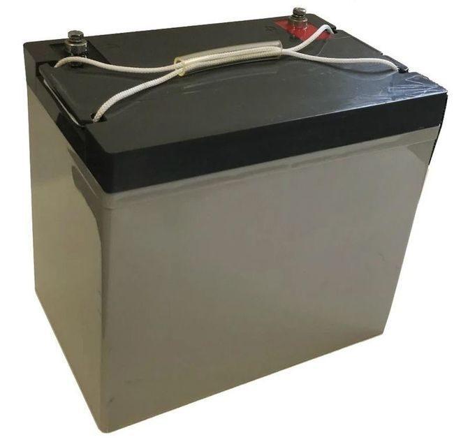 Natures Generator 60Ah Replacement Battery
