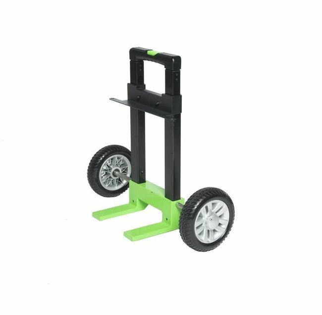 Natures Generator Expandable Heavy Duty Roll Cart