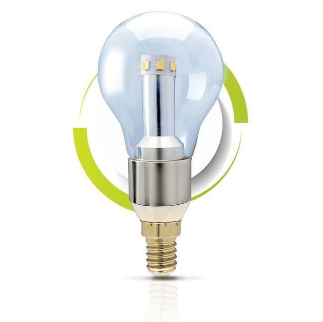 GS Solar LED Light Bulb - A50 Warm White 2700K