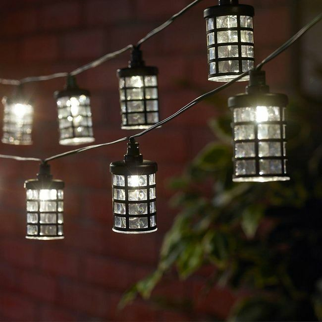 Amalia Solar String Lights - Professional Series