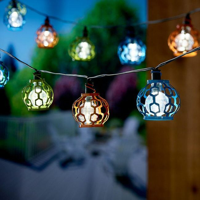 Gala Solar String Lights - Professional Series