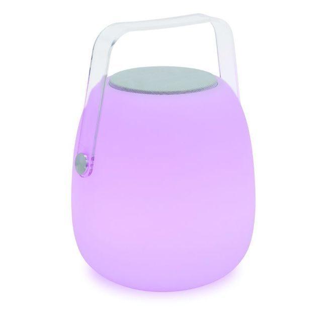 Glow Harmony Portable LED Speaker Lantern
