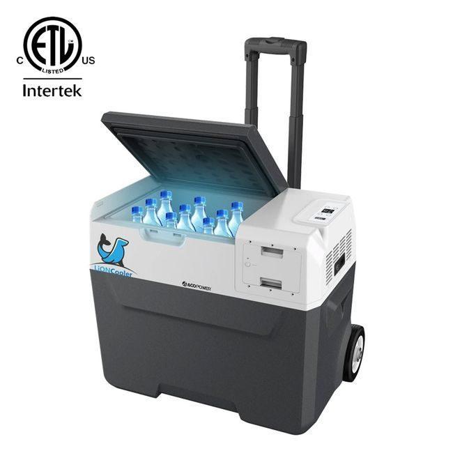 LionCooler X40A Portable Solar Fridge/Freezer