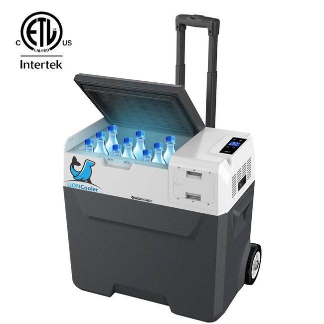 LionCooler X50A Portable Solar Fridge/Freezer