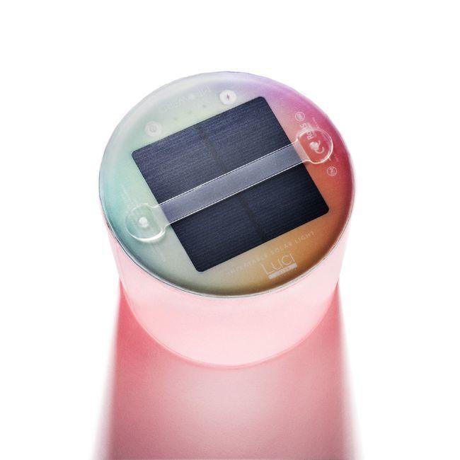 Luci Color Essence Inflatable Solar Light