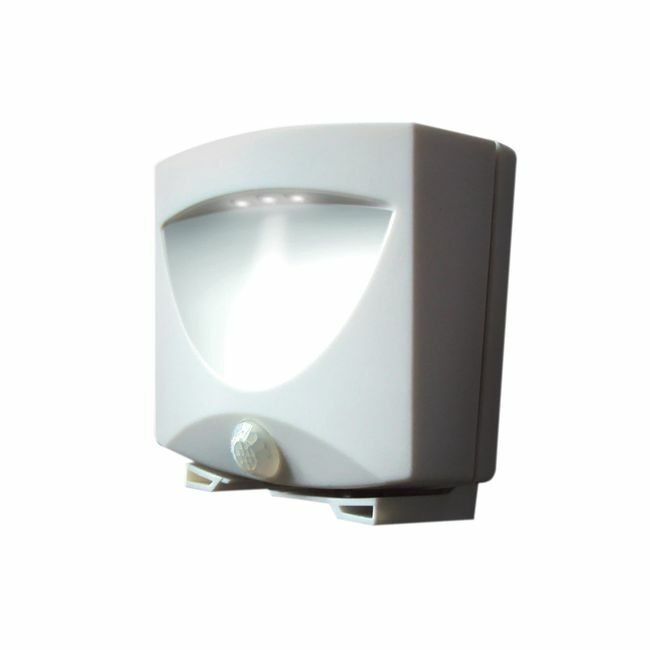 Motion Activated Outdoor Led Night Light - Battery Operated