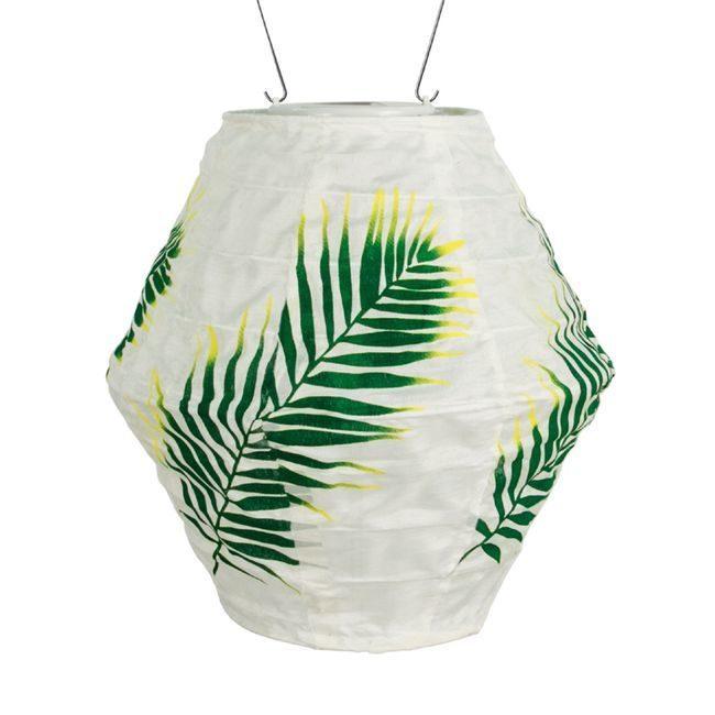 Soji - Round Diamond - Green Palm