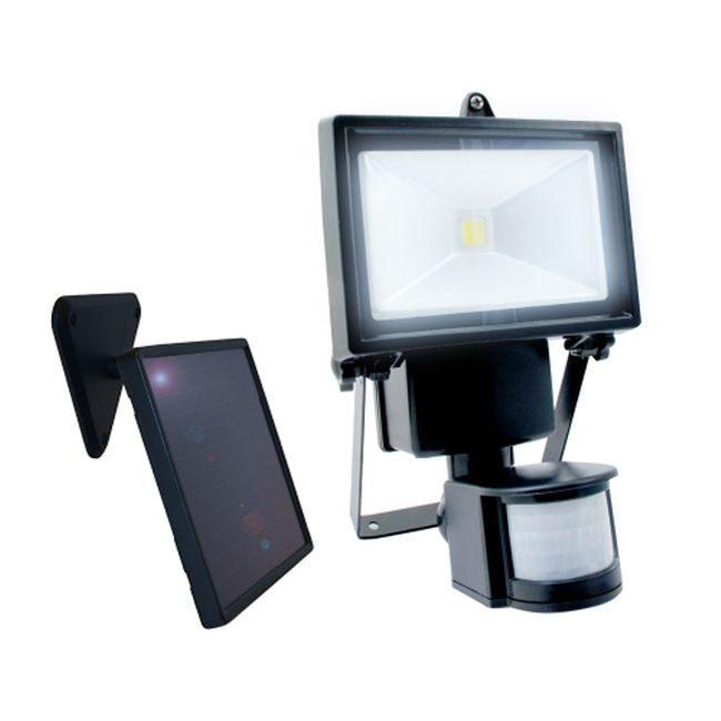 Solar Security Light 500 Lumens