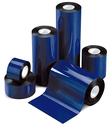 "4.33"" x 242'  Half Inch Wax Ribbons;  0.5"" core;  24 rolls/carton - plastic core"