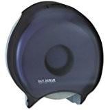 "Single 12"" Toilet Paper Dispenser JBT - Classic - Black Pearl"
