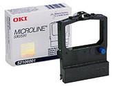 OEM Okidata ML 590/591 Printer Ribbons (1 Ribbon) - Black