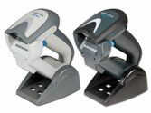 Datalogic Gryphon GBT4430 Barcode Scanner, USB Kit, White (Includes Scanner, Base/Charger Bc4030-Wh-Bt, and Cable 90a052065)