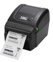 TSC DA200 Direct Thermal Printer, 203 dpi, 5 ips, USB 2.0