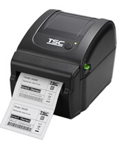 TSC DA300 Direct Thermal Printer, 300 dpi, 4 ips, USB 2.0, Ethernet, RS232, USB-A Host