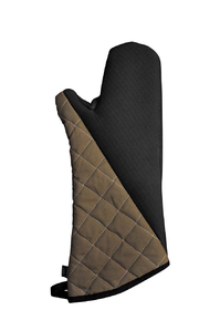 """Bestgrip Conventional Oven Mitt w/Magnet - Protects to 500F - 17"""""""