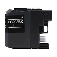 Brother LC203BK Compatible Inkjet Cartridge (550 page yield) - Black