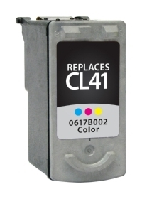 Canon CL-41 Compatible Inkjet Cartridge (200 page yield) - Color