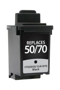 Lexmark 12A1970 #70 Compatible Inkjet Cartridge (600 page yield) - Black