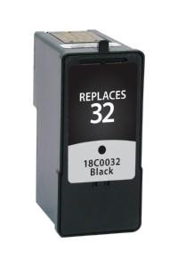 Lexmark 18C0032 #32 Compatible Inkjet Cartridge (200 page yield) - Black