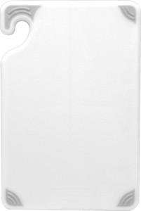 Saf-T-Grip Cutting Board - White
