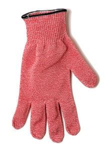 Cut Resistant Glove w/Dyneema - Level 5 - Red