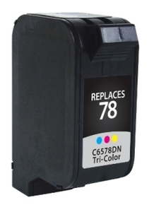 HP C6578AN #78 Compatible Inkjet Cartridge (450 page yield) - Color