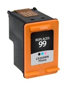 HP C9369WN #99 Compatible Inkjet Cartridge (130 page yield) - Photo Color