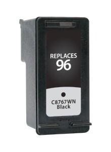 HP C8767WN #96 Compatible Inkjet Cartridge (860 page yield) - Black