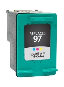 HP C9363WN #97 Compatible Inkjet Cartridge (560 page yield) - Color