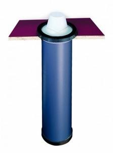 Large Deli Cup EZ-Fit In-Counter Dispenser - 32-64 Oz