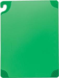 Saf-T-Grip Cutting Board - Green