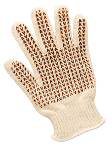 Hot Mill Knit Glove - Protects to 400F - Heavy Duty Terry Cloth