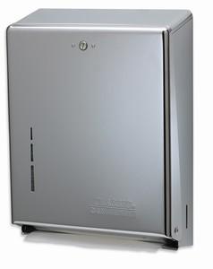 C-Fold/Multifold Paper Towel Dispenser - Chrome