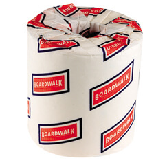 "Boardwalk 2 Ply Toilet Paper (4.5"" x 3.0"" sheet) (96 rolls)"