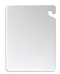 Cut-N-Carry Cutting Board - White