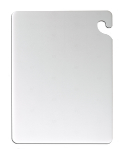 Cut-N-Carry Cutting Board - White