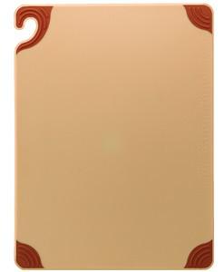 Saf-T-Grip Cutting Board - Brown