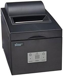 Star Micronics SP512MC42 GRY - Impact Printer, Tear Bar, Parallel, Gray, Internal UPS