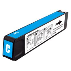 HP CN626AM #971XL Compatible Inkjet Cartridge (6600 page yield) - Cyan
