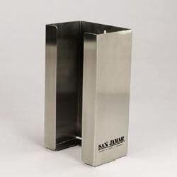 Stainless Steel Single Box Glove Dispenser