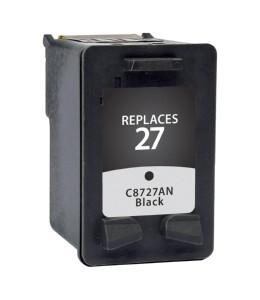 HP C8727AN #27 Compatible Inkjet Cartridge (220 page yield) - Black