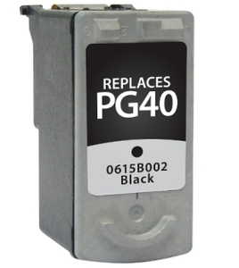 Canon PG-40 Compatible Inkjet Cartridge (200 page yield) - Black