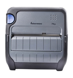 Intermec PB51 - Portable Printer, Receipt, FP,BT