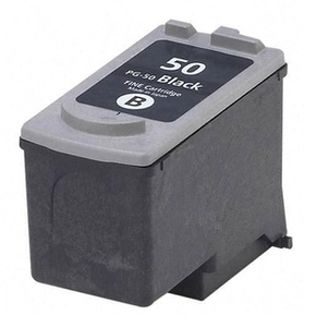 Canon PG-50 Compatible Inkjet Cartridge (300 page yield) - Black