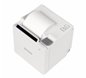 Epson TM-M30, Thermal Receipt Printer, Autocutter, USB, Ethernet, Epson Black, Energy Star