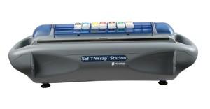Saf-T-Wrap Station - Film, Foil & Date Label Dispenser