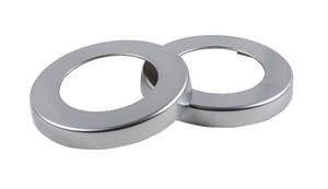 Sentry Euro Metal Finish Trim Ring - C5252C (2 ea)