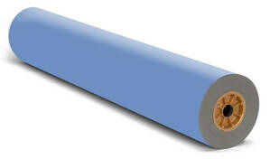 "36"" x 1,000' - Decorol Flame Retardant Art Paper (1 Roll) - Blue"