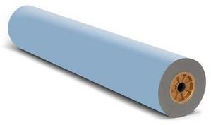 "36"" x 1,000' - Decorol Flame Retardant Art Paper (1 Roll) - Sky Blue"